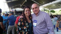 Pref. Zezinho Vieira e Maura Marques