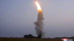 Coreia do Norte dispara novo míssil antiaéreo em mais um teste