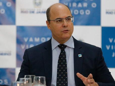 MPF denuncia governador afastado do Rio Wilson Witzel