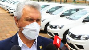 Agrodefesa recebe 71 veículos para fiscalização