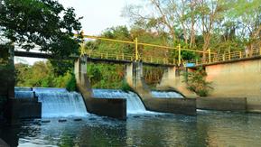 Rio Meia Ponte entra em Nível Crítico 2