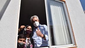 Governador entrega 56 novas moradias em Morrinhos