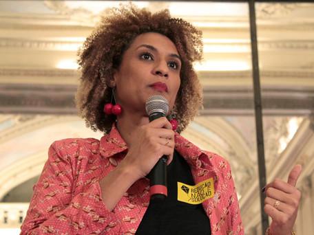 Vereadora Marielle não foi eleita pelas favelas