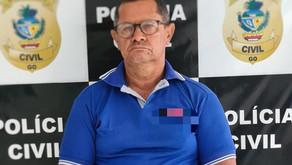 Policia civil prende autor de vários furtos na região