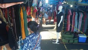 Feiras Hippie e da Madrugada funcionam na quarta e sexta-feira que antecedem o feriado, em Goiânia