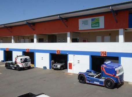 Autódromo de Goiânia terá público drive-in na Copa Truck
