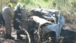 Corpos de 9 vítimas de acidente na BR-020 seguem no IML de Formosa