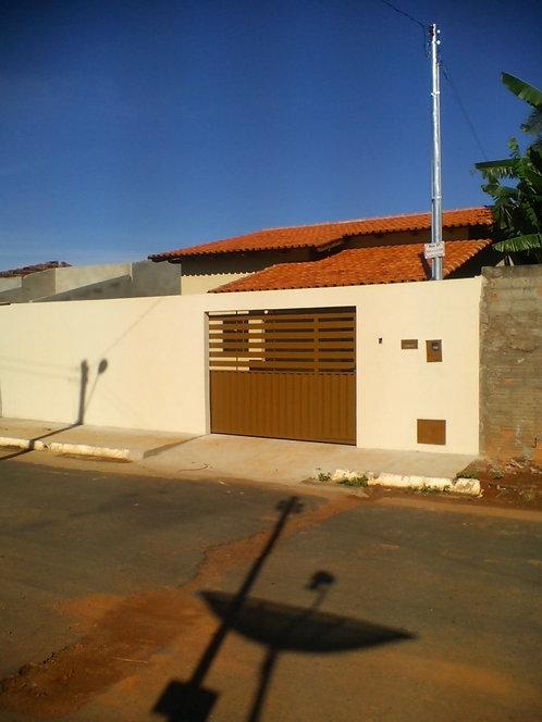 Casa - Morrinhos-GO - St. Santa Terezinha