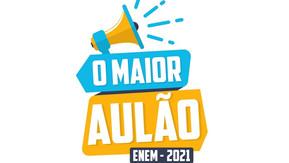 Enem 2021: O 'Maior Aulão de Goiás' abre inscrições que dão direito a apostila e simulados