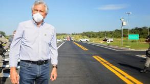 Governo de Goiás investe R$ 13,2 m em melhoria da malha viária na rota turística de Caldas Novas