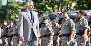 Caiado anuncia promoção de 1.985 militares para 1ª classe, com salários de R$ 6,3 mil