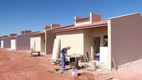 Agehab homologa resultado de licitação para construção de 4.450 moradias