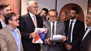 Governador solicita ao Iphan que Cavalhadas de Goiás se tornem Patrimônio Cultural do Brasil