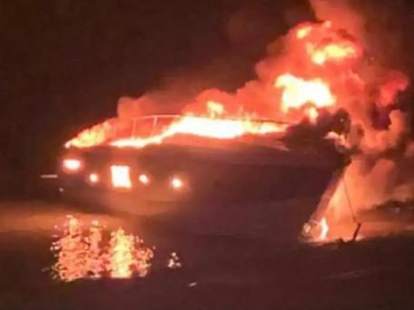 Médico é suspeito de explodir lancha em Caldas Novas para receber seguro