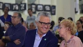 Governador encerra celebrações dos 130 anos de Cora em missa de ação de graças