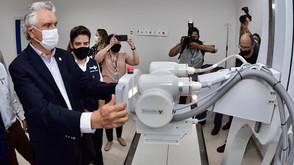 Inaugurada Policlínica de Goianésia com investimentos de 9,4 mi