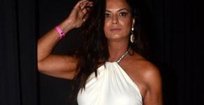 Luiza Brunet acusa companheiro de agressão