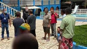 Operação em Valparaíso de Goiás fecha clínica de reabilitação