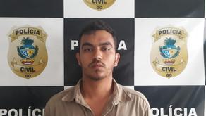 Operação after: polícia civil prende primeiro traficante com condenação definitiva!