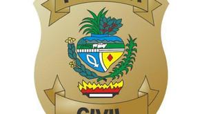 Polícia civil prende indivíduo em flagrante pela prática de violência doméstica