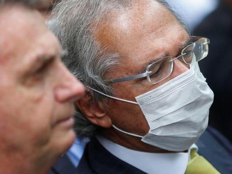 Existe muita confiança do presidente em mim, diz Guedes sobre sua permanência no governo