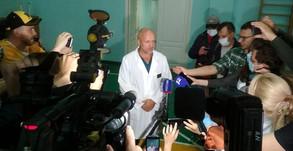 'Nenhum vestígio' de veneno encontrado em testes de Navalny: médico russo