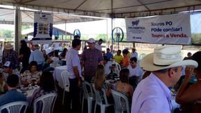 Emater e ABCZ levam feira Pró-Genética a municípios do interior de Goiás