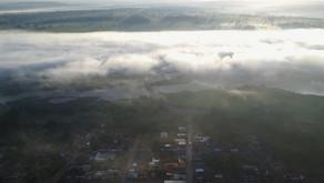 Goiás registra 1ºC, bate recorde de frio dos últimos três anos e tem até carro 'congelado'