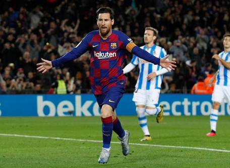 Coronavírus: jogadores do Barcelona concordam com corte de 70% nos salários