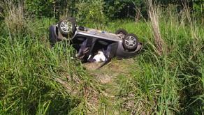 Acidente deixa motorista morto e cinco feridos na GO-139, em Caldas Novas
