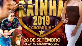 """A Lone Jens Wear convida você e sua família para prestigiar a """"Noite da Rainha 2019 em Cromínia"""