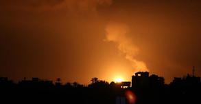 Aviões israelenses miram Gaza pela sétima noite consecutiva
