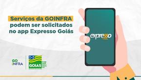 Goinfra disponibiliza serviços pelo Portal Expresso