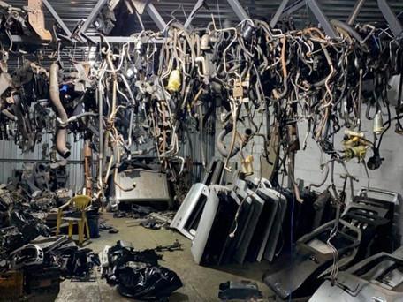 PC prende membros de quadrilha especializada em furtos, roubos e desmanche de veículos de luxo