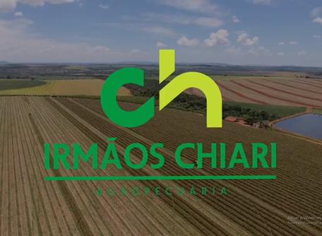 Vídeo divulgado pela Agropecuária Irmãos Chiari, mostra a dimensão do trabalho do grupo