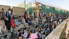 EUA interceptam cinco mísseis disparados contra aeroporto de Cabul