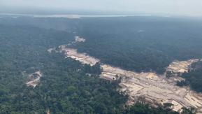 Bolsonaro deve anunciar a Biden mais recursos para fiscalizar Amazônia