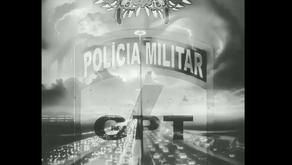 Policia Militar confronta com bandidos em uma  fazenda na zona rural do município de Pontalina-GO