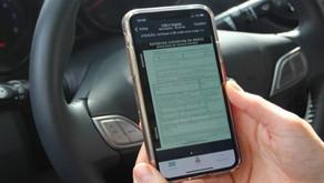 Atenção prop. de veículos registrados em Goiás. O CRLV, mais conhecido como VERDINHO, é digital