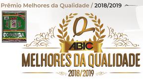 Café Coringa é eleito o melhor café do Brasil de 2019 pela ABIC, Categoria Tradicional Pequeno Porte