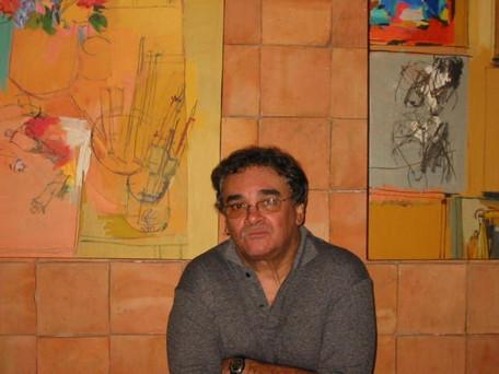 Cultura lamenta morte do artista plástico Roos