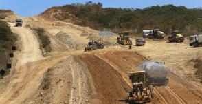 GO retoma pavimentação da GO-230, entre Mimoso e Água Fria, com investimento total de R$ 81 milhões