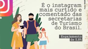 Instagram da Goiás Turismo é o mais curtido e comentado das secretarias de turismo do país