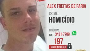 Suspeito de cometer homicídio foragido