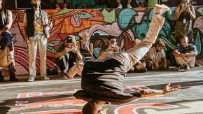 Goiano que pinta paredes conquista campeonato nacional de breaking, nova modalidade olímpica