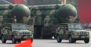 China trabalha para dobrar ogivas nucleares: Pentágono