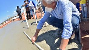 Caiado anuncia expansão da política habitacional