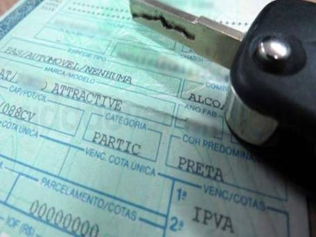 Valor do IPVA em 2021 terá redução média de 3,78% em Goiás