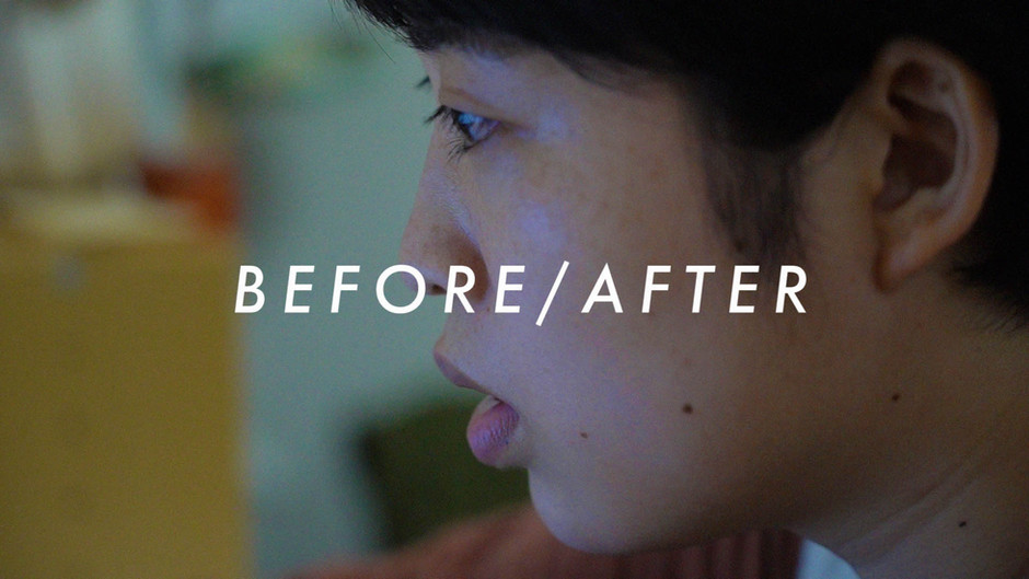GAZEBO監督「BEFORE / AFTER」