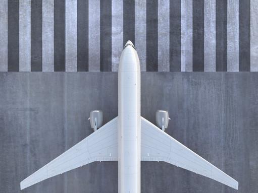 飛行機の機体